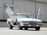 Buick Centurion Vertical Lambo Doors Bolt On 71 72 73
