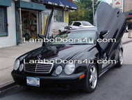 Mercedes Benz W210 E-Class Wagon Vertical Lambo Doors Bolt On 00 01 02 03