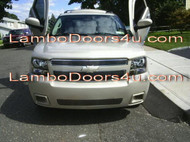 GMC Yukon Denali Vertical Lambo Doors Bolt On 07 08 09 10