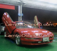 Ford Telstar Vertical Lambo Doors Bolt On 91 92 93 94 95 96