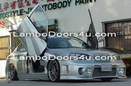 Hyundai Elantra Vertical Lambo Doors Bolt On 01 02 03 04 05 06