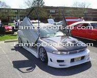 Mitsubishi Galant Vertical Lambo Doors Bolt On 92-98 7th Generation