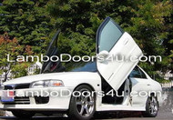 Mitsubishi Mirage Vertical Lambo Doors Bolt On 97 98 99 00 01 02
