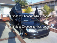 Mitsubishi Lancer EVO IX Vertical Lambo Doors Bolt On - Mar 05 - Oct 07