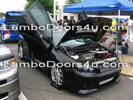 Scion XD Vertical Lambo Doors Bolt On 08 up