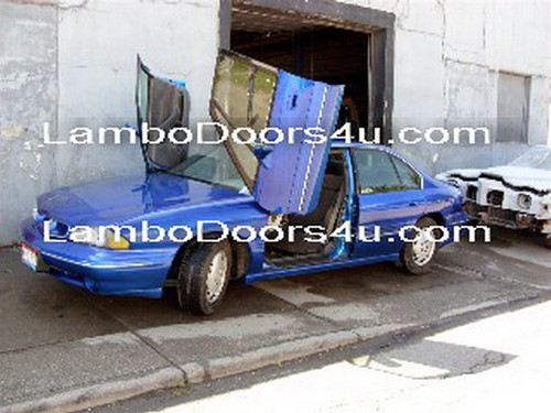 Image 1 & Pontiac Bonneville Vertical Lambo Doors Bolt On 77 78 79 80 81 ...