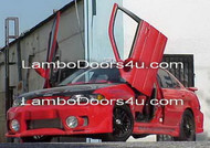 Nissan Lucino Vertical Lambo Doors Bolt On 96 97 98 99 00
