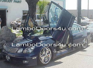 Lexus GS300 GS400 GS430 Vertical Lambo Doors Bolt On 98 99 00 01 02 03 04 05