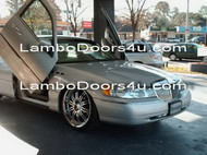Lincoln MKX Vertical Lambo Doors Bolt On 07 up