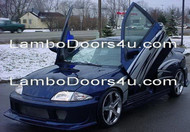 Toyota Cavalier Vertical Lambo Doors Bolt On 95 96 97 98 99 00