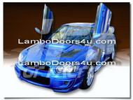 Subaru Forester Vertical Lambo Doors Bolt On 03 04 05 06 07 08