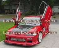 Honda CRX Vertical Lambo Doors Bolt On 84 85 86 87