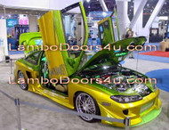 Eagle Talon Vertical Lambo Doors Bolt On 95 96 97 98 99