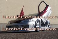 Chevrolet Cavalier Vertical Lambo Doors Bolt On 82 83 84 85 86 87
