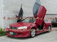 Acura CL Vertical Lambo Doors Bolt On 01 02 03