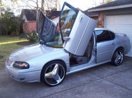 Chevrolet Impala  Vertical Lambo Doors Bolt On 00-10