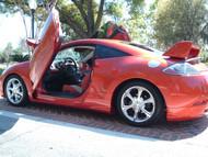 Mitsubishi Eclipse Vertical Lambo Doors Bolt On 06-12