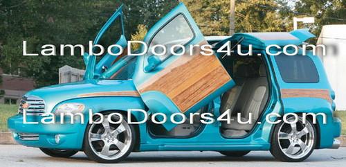 Image 1 & Chevrolet HHR Vertical Lambo Doors Bolt On 05 06 07 08 09 10 ...