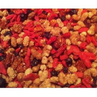 Dried Super Fruit Mix - Virginia Gourmet