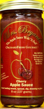 Cherry Apple Sauce