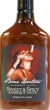 Bone Doctor's Sweet & Spicy Barbecue Sauce