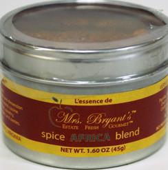 Mrs. Bryant's Africa spice blend.