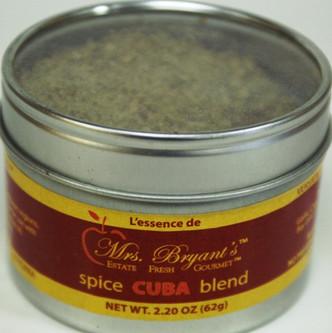 Mrs. Bryant's Cuba spice blend