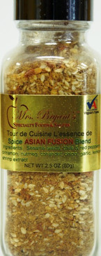 Mrs. Bryant's Asian Fusion spice blend & rub.
