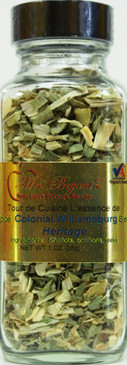Mrs. Bryant's Colonial Williamsburg spice blend & rub