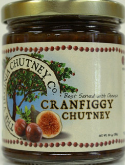 Cranfiggy Chutney - Virginia Chutney Company
