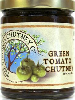 Green Tomato Chutney - Virginia Chutney Company