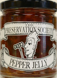 Preservation Society Pepper Jelly - Virginia Chutney Company