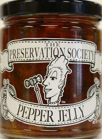 Preservation Society Pepper Jelly - Virginia Chutney Company