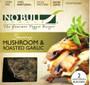 Mushroom Veggie Burger - No Bull Brand