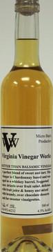 Better than Balsamic Vinegar - Virginia Vinegar Works