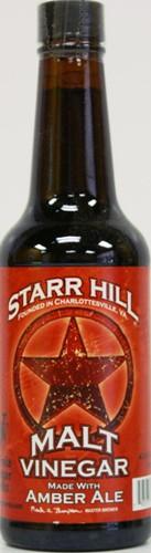 Starr Hill Malt Vinegar - Virginia Vinegar Works