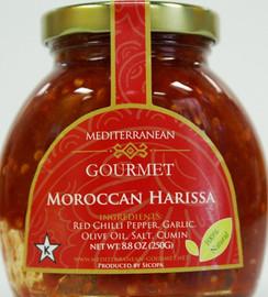 Moroccan Harissa - Mediterranean Gourmet