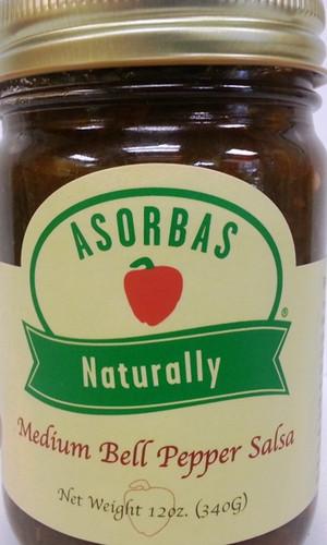 Sabrosa/Asorbas Medium Bell Pepper Salsa
