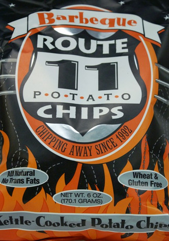 Barbeque Potato Chips - Route 11