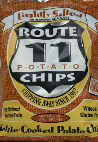 Route 11 Lightly Salted Potato Chips