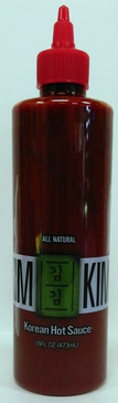 Kim Kiim All Natural Korean Hot Sauce