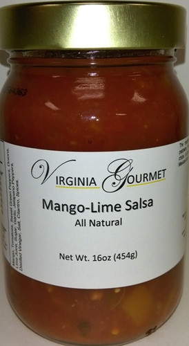 Mango Lime Salsa - Virginia Gourmet