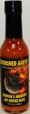 Scorpion & Habanero Hot Pepper Sauce