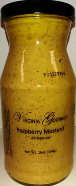 Raspberry Mustard - Virginia Gourmet