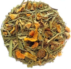 Turmeric Ginger Tea - 2 2oz packs.  Each pack brews 15-20 cups 1st steep