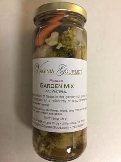 Pickled Garden Mix - Virginia Gourmet