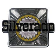 1980-88 Chevrolet Blazer Silverado Rear Body Side Emblem Pair / Set (2)