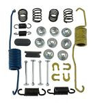 Carlson 17287 Rear Drum Hardware Kit