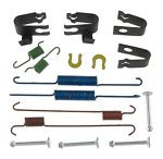 Carlson 17341 Rear Drum Hardware Kit