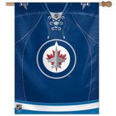 "Winnipeg Jets 27""x37"" Banner"